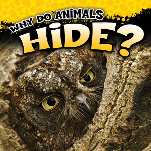 Why Do Animals Hide