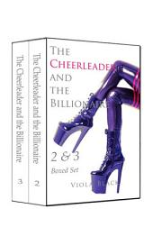 The Cheerleader and the Billionaire 2 & 3 Boxed Set (BWWM Interracial Romance)