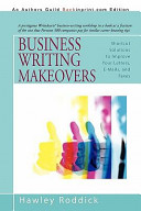 Business Writing Makeovers