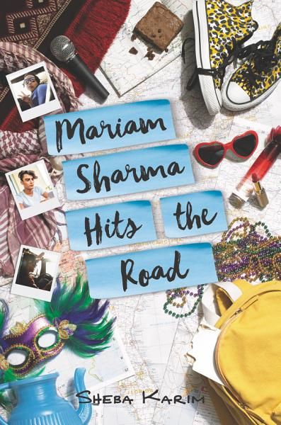 Download Mariam Sharma Hits the Road Book