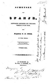 Schetsen van Spanje: Volume 2