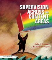 Supervision Across the Content Areas PDF