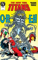 The New Teen Titans  1984    46 PDF