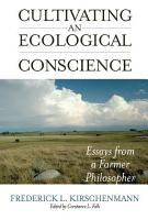 Cultivating an Ecological Conscience PDF