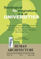 Sociological Re Imaginations in   of Universities PDF