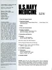 U S  Navy Medicine PDF