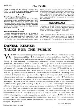 The Public PDF