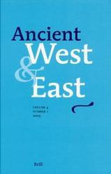 Ancient West East Book PDF