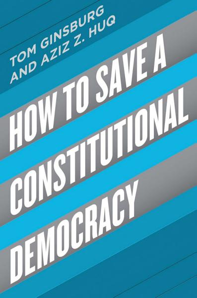 Download How to Save a Constitutional Democracy Book