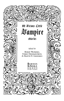 100 Vicious Little Vampire Stories PDF