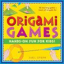 Origami Games PDF