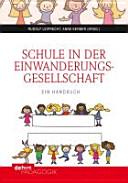 Schule in der Einwanderungsgesellschaft PDF