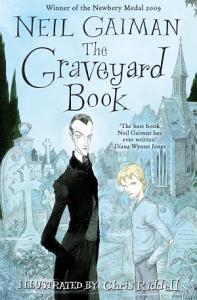 The Graveyard Book Book
