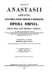 Patrologiae latina cursus completus ... series secunda: Volume 128