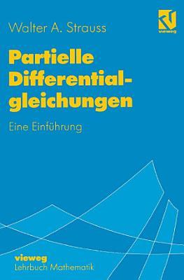 Partielle Differentialgleichungen PDF