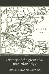 History of the Great Civil War, 1642-1649: Volume 4