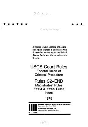 United States Code Service  Lawyers Edition PDF