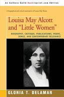 Louisa May Alcott And Little Women  Book PDF
