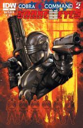 G.I. Joe: Snake Eyes Ongoing #9