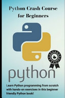 Python Crash Course for Beginners Book