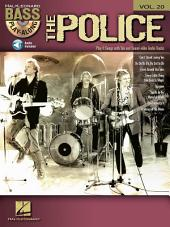 The Police (Songbook): Bass Play-Along, Volume 20