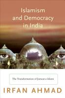 Islamism and Democracy in India PDF
