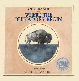 Where the Buffaloes Begin Book