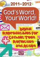 God s Word  Your World  2011 2012 PDF