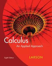 Calculus: An Applied Approach: Edition 8