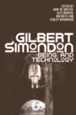 Gilbert Simondon PDF