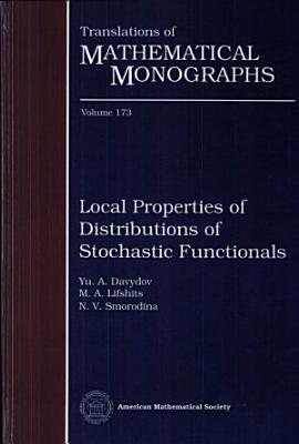 Local Properties of Distributions of Stochastic Functionals PDF
