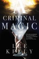 A Criminal Magic PDF