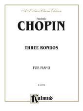 Rondos: For Piano
