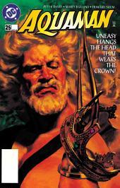 Aquaman (1994-) #25