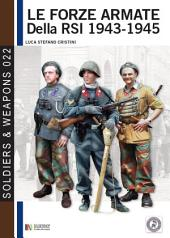 Le forze armate della RSI 1943-1945: The army of RSI (Italian Social Republic) 1943-1945