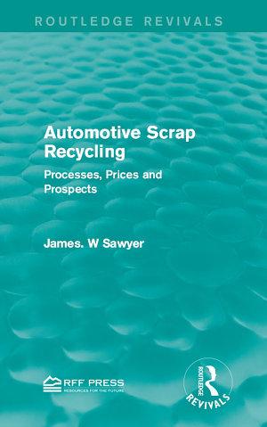 Automotive Scrap Recycling