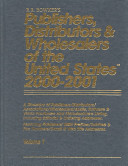 Publishers  Distributors and Wholesalers of the United States  2000 2001