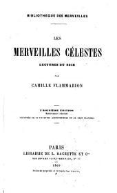 Les merveilles célestes: lectures du soir