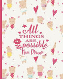 All Things Are Possible - Home Planner