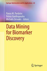 Data Mining for Biomarker Discovery PDF
