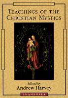 Teachings of the Christian Mystics PDF