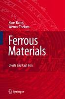 Ferrous Materials PDF