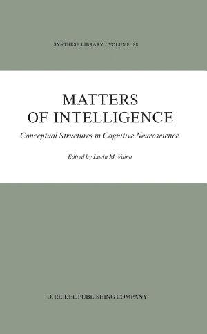 Matters of Intelligence