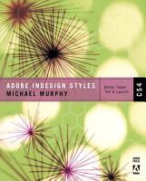 Adobe InDesign CS4 Styles PDF