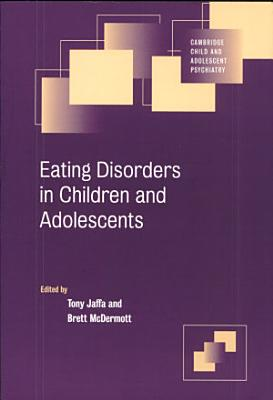Eating Disorders in Children and Adolescents PDF