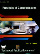 Principles Of Communication Book