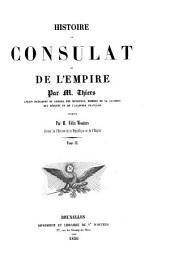 Histoire du Consulat et de l'Empire. 9