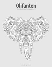 Olifanten Kleurboek voor Volwassenen 2