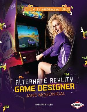 Alternate Reality Game Designer Jane McGonigal
