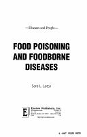 Food Poisoning and Foodborne Diseases PDF